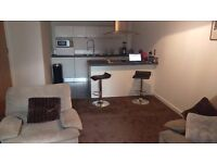 Apartment share, with spacious double bedroom and large private bathroom 5 mins walk city centre