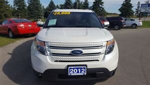 2012 Ford Explorer Limited AWD | One Owner | Leather Kitchener / Waterloo Kitchener Area image 4
