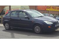 Focus 1.4 petrol full mot only 80k