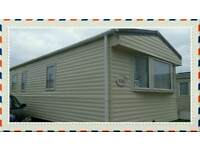 Modern extra wide caravan for hire in 5* Parkdean Holiday Park. Trecco Bay Porthcawl