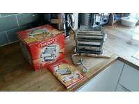 Authentic Imperia pasta machine