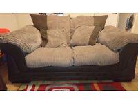 2 x 2 Seater Dfs Sofas