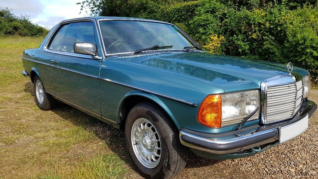 Mercedes W123 Coupe 230ce 1981 Automatic In Norwich Norfolk Gumtree