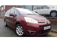 2007 Citroen Grand C4 Picasso 2.0 HDi 16v Exclusive EGS 5dr MPV NEW CLUTCH KIT &STARTER MOTOR £2,995