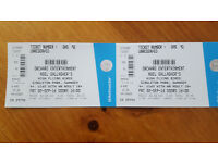 2 Tickets for Noel Gallagher in Swansea on 2nd September