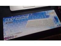 Windows Keyboards. Brand New, boxed, Unopened Keytronic Keyboards