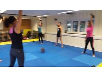 Get confident about your body - Get firm, toned, slim with kettlebells!