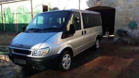 Ford Transit Tourneo MiniBus/Campervan