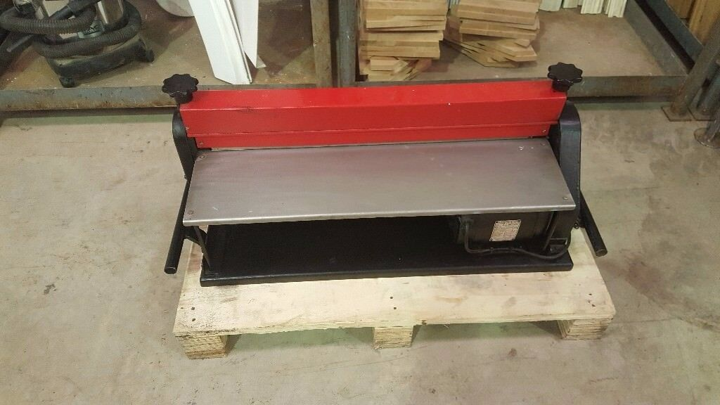 Smyth laminating press