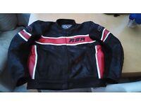 Motorbike/motorcycle leathers