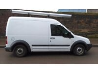 Ford transit connect t220 lwb, 2 owners, vgc, new clutch & timing belt, mot july 2017