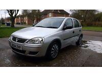 2004 Vauxhall Corsa 1.2