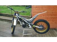 2012 Sherco ST300 Trials bike