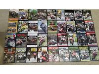 Motor cycle Road Racing DVD's