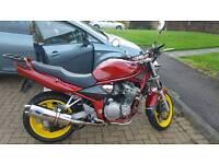 2002 suzuki bandit 600 (may swap for van )