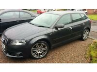 2011 Audi A3 S Line Sportback 2.0TDI Start/Stop £30 Road Tax Part Ex A4 Avant