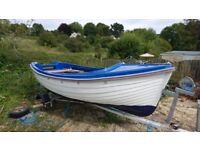 Fishing boat Arran 16
