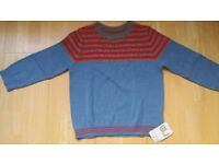 NEW: Boy's Jumper 18 - 24 Months