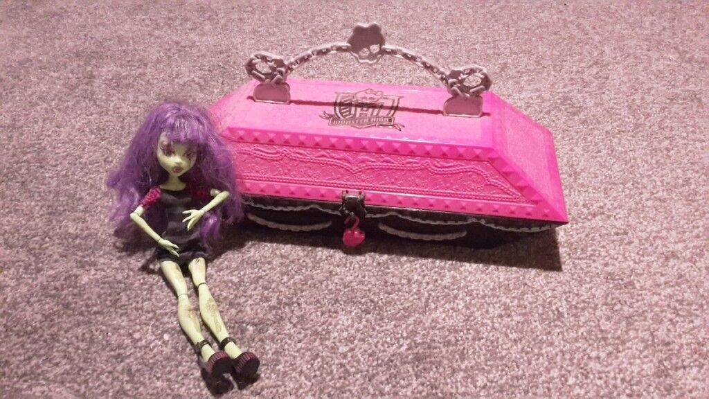 Monster High Create A Monster Design Lab In Wirral Merseyside