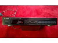 Pioneer FM/AM Digital Synthesizer Tuner F229-L