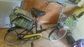Puch promenade sturmy archer bicycle bike vintage