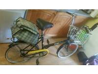 Puch promenade sturmy archer bicycle bike vintage