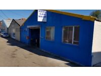 CARWASH AND VALETING CENTRE FOR SALE IN ESSEX