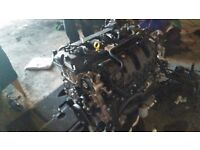 Ford focus st 2016 engine and gear box