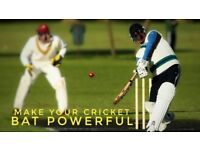 Proffessional Cricket Bat Knocking Service At Very Reasonable Price .