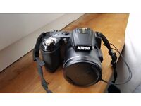 Nikon L120 -bridge camera