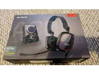 Astro A30 + MixAmp Surround Sound Gaming Headset