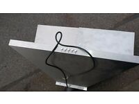 60cm Chimney Extractor in stainless Steel