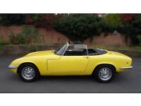 LOTUS ELAN WANTED LOTUS ELAN S1 S2 S3 S4 SPRINT ELAN+2 ALL LOTUS CARS WANTED
