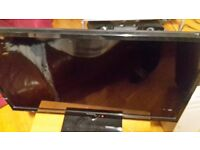 "TV 32"" Inches PANASONIC TX-L32B6B - FOR PARTS"