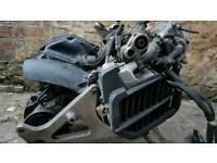 Honda pcx engine