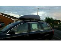 420l roof box used once