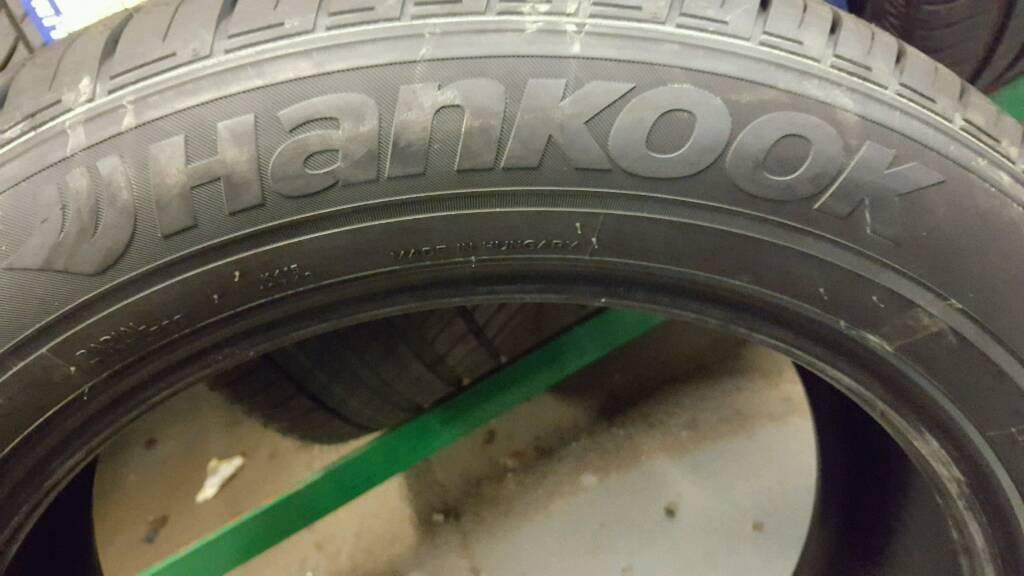 Hankook 225/55/18(98H) brand new