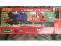 hornby train set hauler