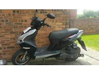 125cc 2015 model scooter for sale