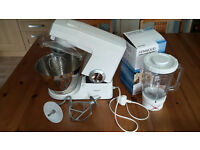 Kenwood Chef Food Processor and Liquidiser