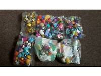Moshi Monster Toys ( good condition)