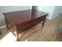 2 Draw Coffee Table