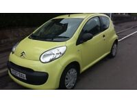Immaculate Citroen C1, 2 Owners, Low Mileage, 2 Keys, only £20 to tax, MOT 30/10/18 Only £950