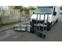 Black glass shelves + coffee table + tv unit £75 delivered