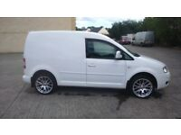 2009 VW CADDY MINT ONE OWNER FULL MOT NO VAT
