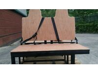 vw t4 / t5 a frame bed