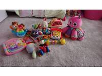 Stunning baby bundle of quality toys