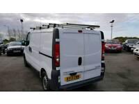 2013 Vauxhall vivaro 1.9 diesel van