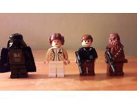 Lego Star Wars Minifgures