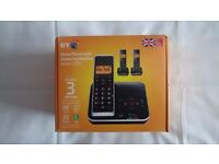 BT Phone/Answering Machine Xenon 1500 Trio